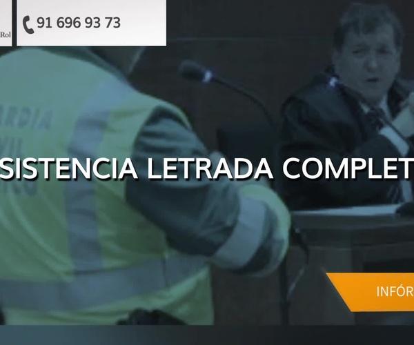 Abogado penalista en Getafe | Abogado Gallego Rol