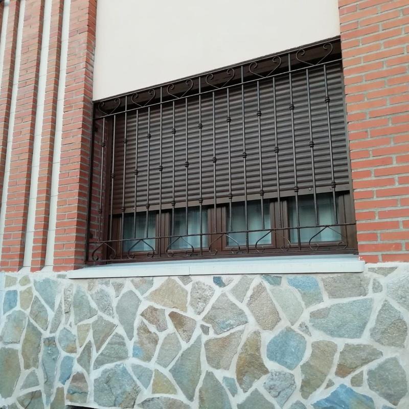 Instalación de rejas en Toledo