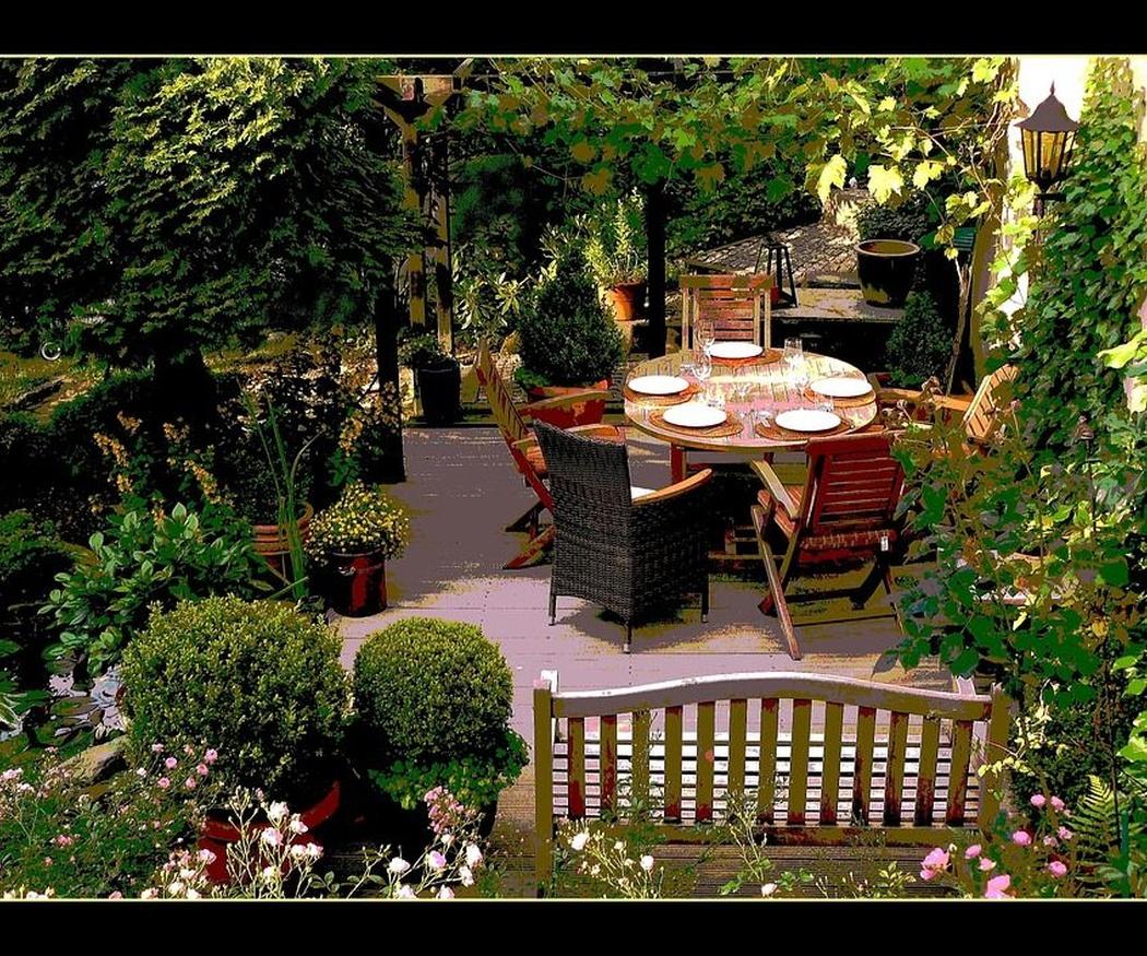 Tendencias en mobiliario de jardín