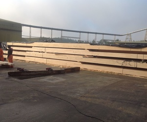 Comienza la Obra del edificio corporativo de CMPC en Los Ángeles