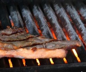 Catering con carnes a la brasa