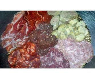 Quesos: Nuestros productos de Can Burguet