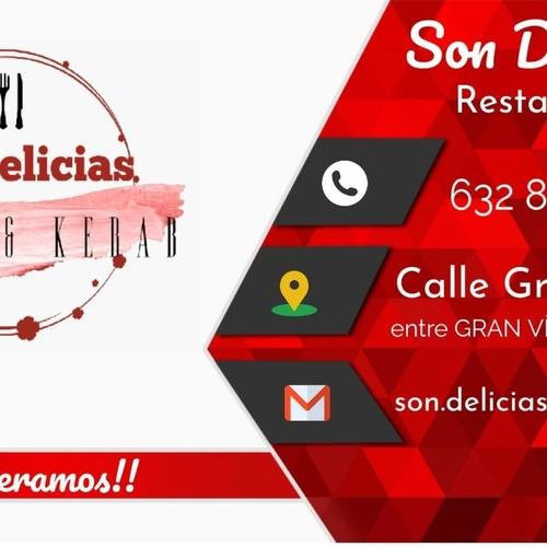 Kebab para llevar Salamanca | Son Delicias