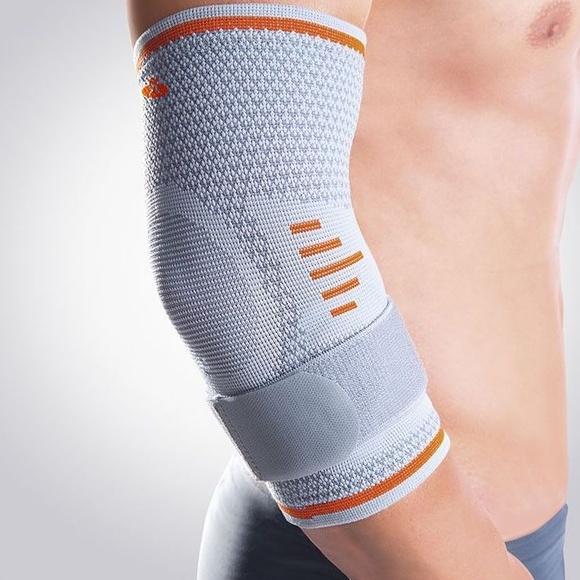 Codera elástica con almohadillas de gel: Productos y servicios de Ortopedia Delgado, S. L.