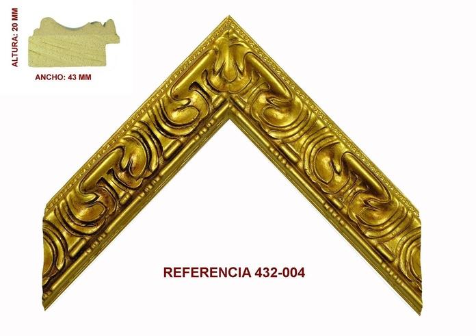 REF 432-004: Muestrario de Moldusevilla
