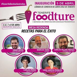 Tasca La Mesa Noche participará en la I semana de innovación enoturística celebrada en Santa Cruz de Tenerife.