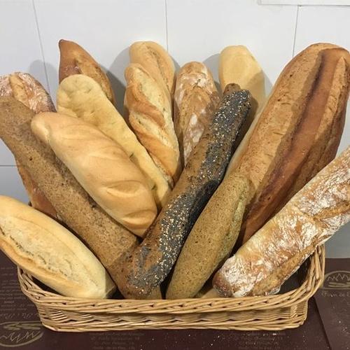 Pan recién hecho