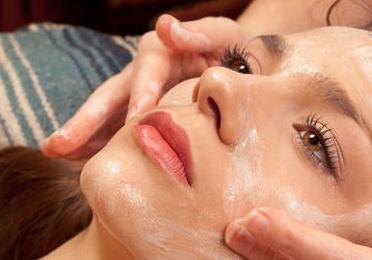Tratamiento facial con ozono