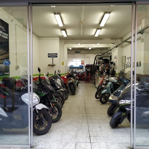 Reparación de motos en L'Hospitalet de Llobregat