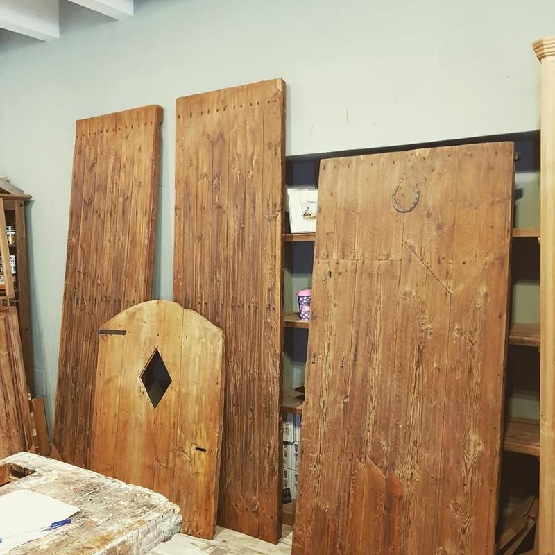 Carpentry shop: Services de Pedro Antonio Jaume Rotger