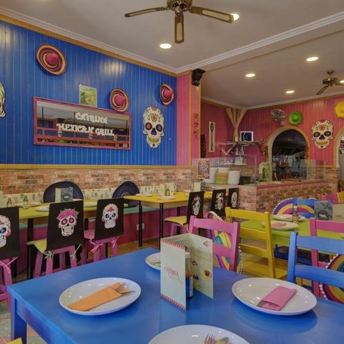 Restaurante de comida mexicana en Palma de Mallorca