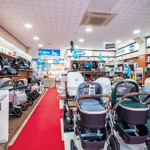Tiendas de bebés en Sevilla | Leiva Bebé