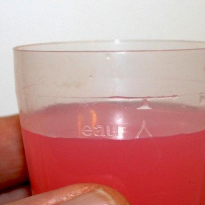 Cuidado con abusar de la clorhexidina