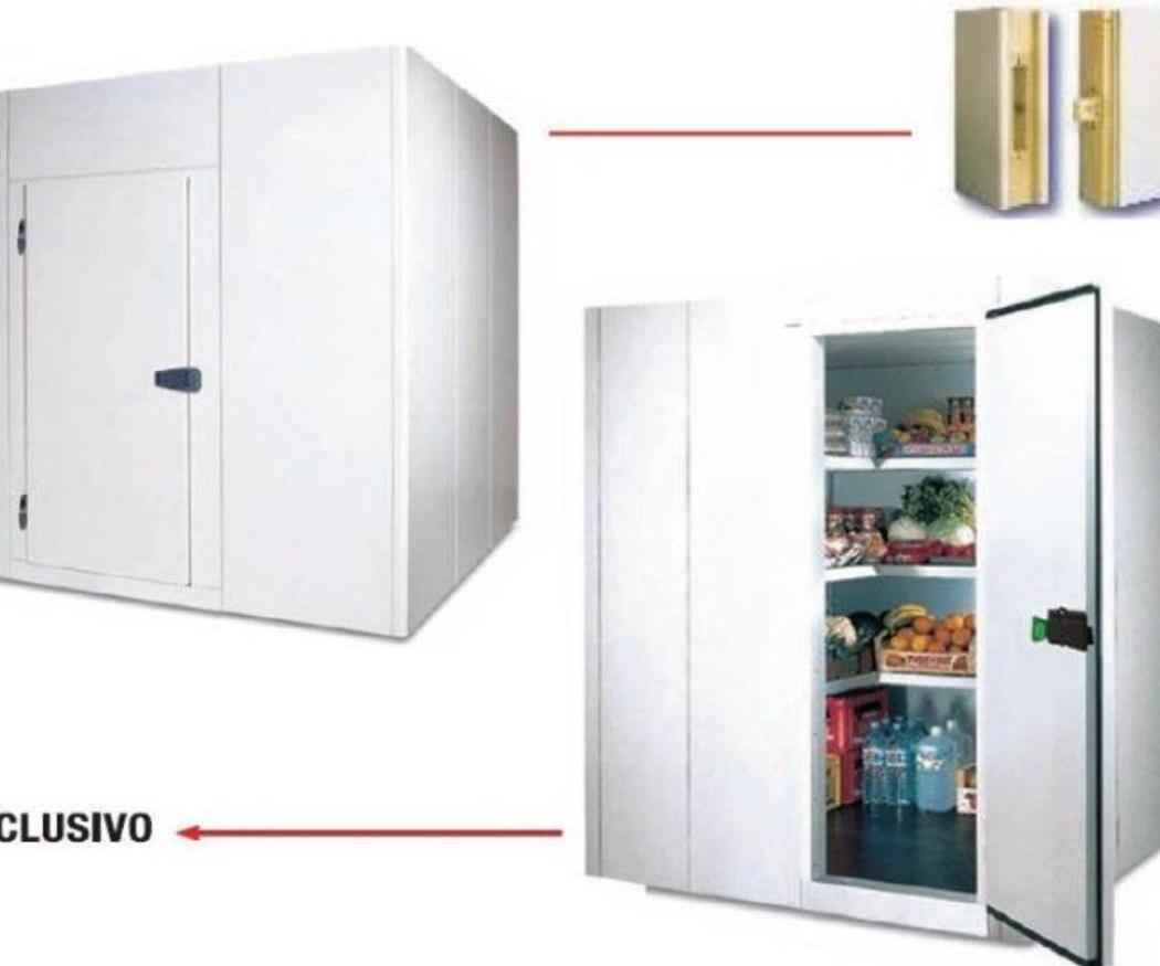 Tipos de cámaras frigoríficas para hostelería