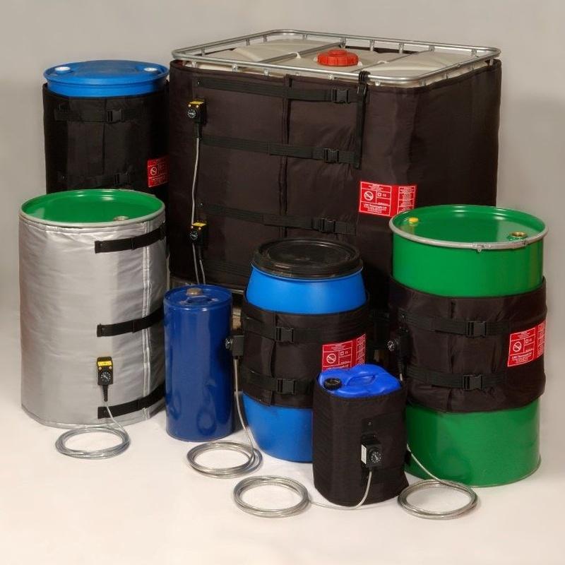 Mantas calefactoras para bidones: Productos de Noxman, S.A.