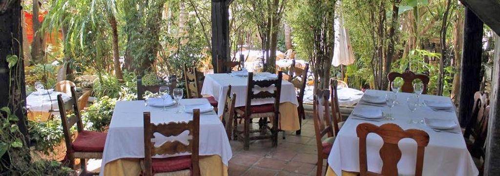 Restaurantes con salones privados Mijas