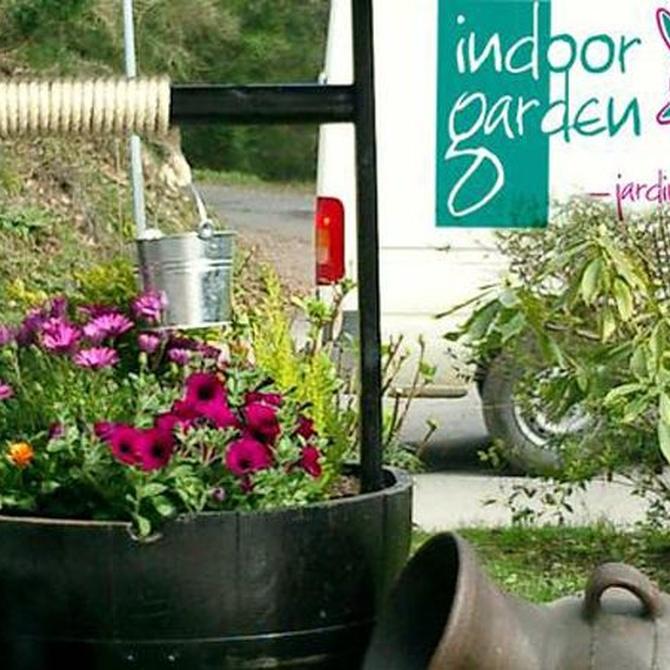 El vintage: la nueva tendencia también en jardines
