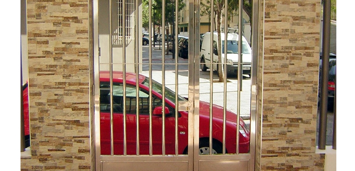 Empresas de acero inoxidable en Sevilla