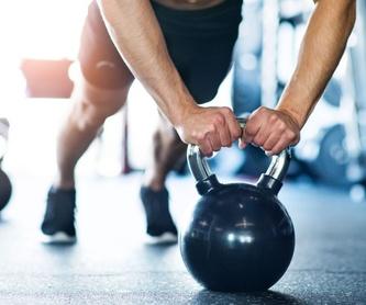 Weighlifting/Halterofilia: Actividades de Box Capital Sur