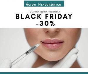 BLACK FRIDAY | ÁCIDO HIALURÓNICO