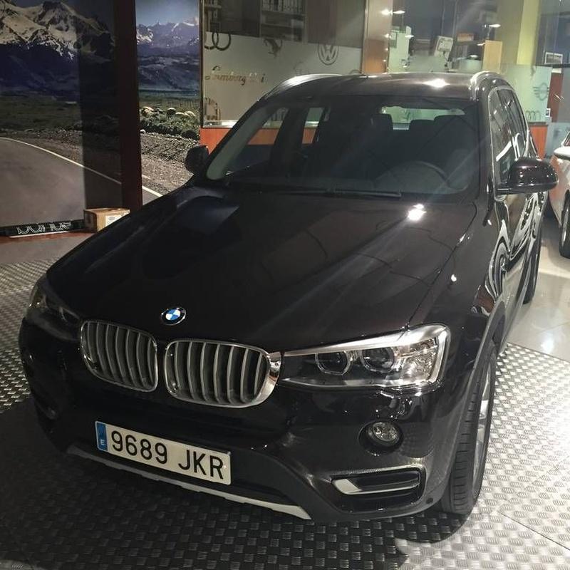 BMW X3 XDrive 2.0d: Servicios de Comercial Víctor