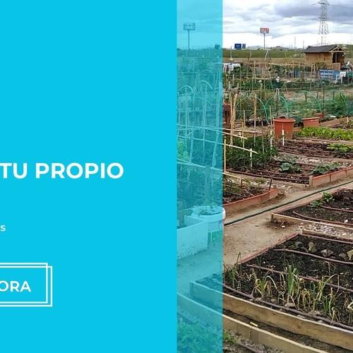 *Alquiler huerto ecologico Madrid|Huertos Azor