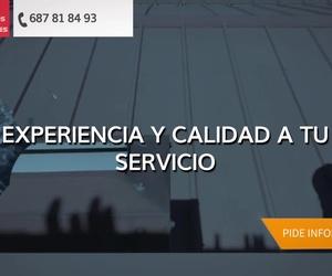 Trabajos verticales en Valladolid: Miguel Trabajos Verticales