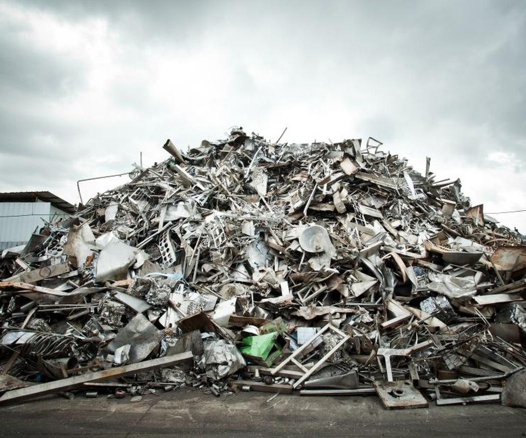 El reciclado de chatarra: fase a fase
