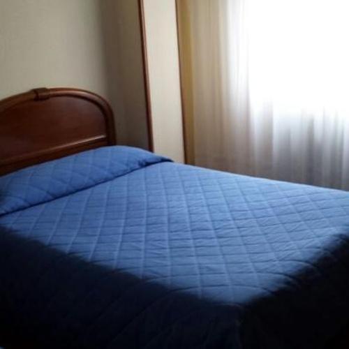 Habitación hostal en Burgos