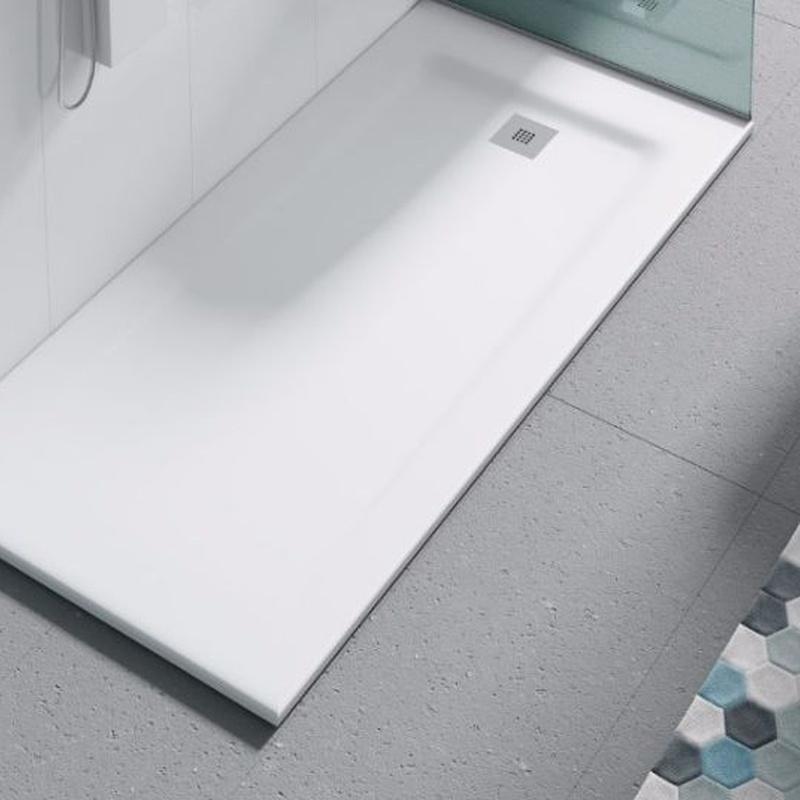 Platos de ducha: Productos y servicios de Saneamientos Lema