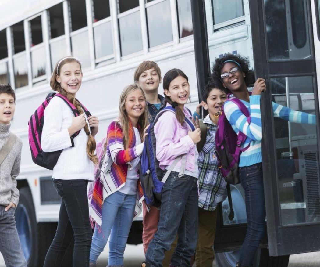 Tu excursión escolar, siempre en autobús