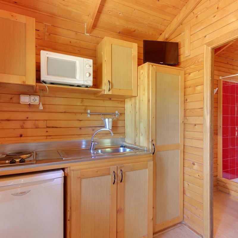 Bungalows: Servicios de Camping Don Quijote