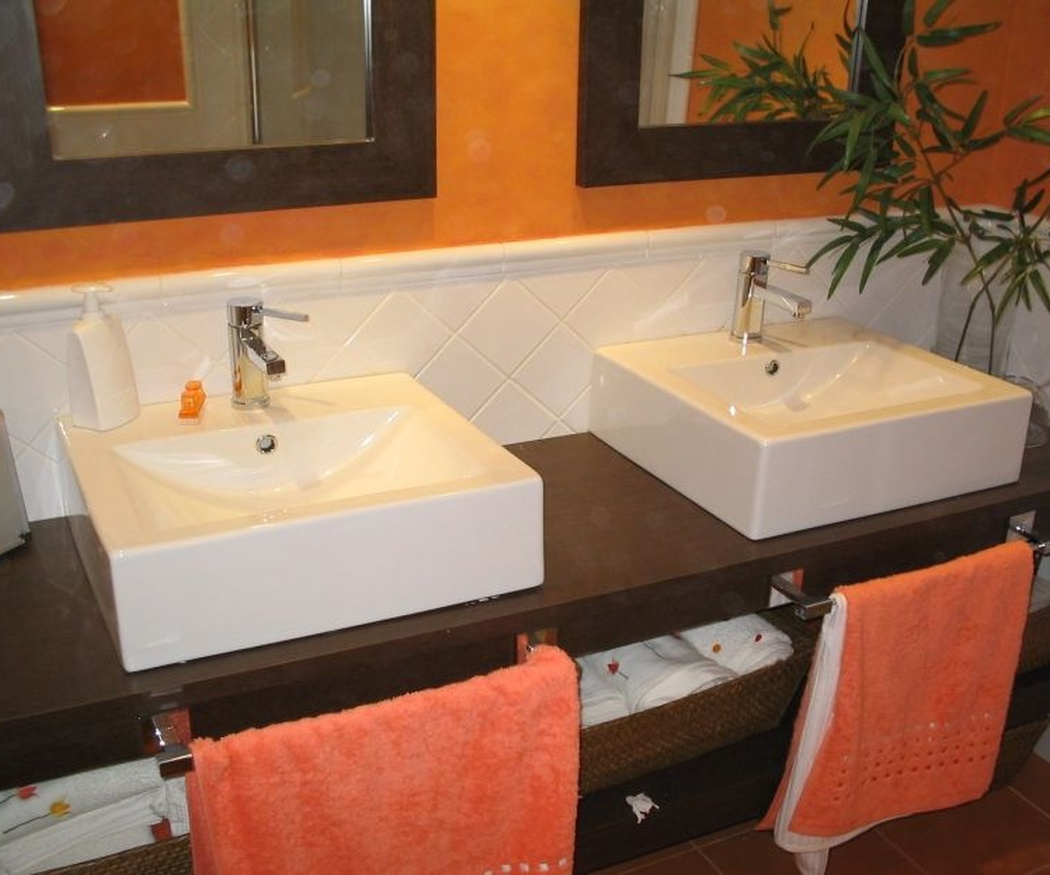 Ideas para amueblar el baño