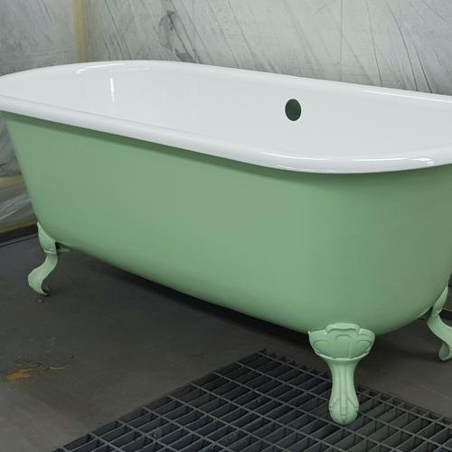 Bañera antigua