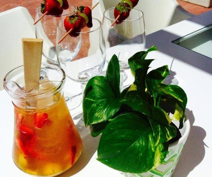Bebidas: Carta de Buena Onda Ibiza
