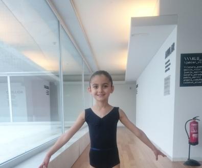 Exámenes de la Royal Academy of Dance de Londres 2017