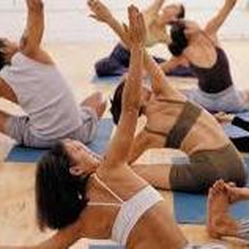 Yoga - Pilates: Servicios de C. López