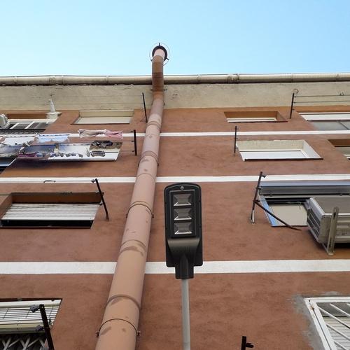 Farola Solar LED 60W