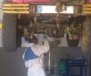Mecánica en general.Venta de neumaticos, cambio de aceite.