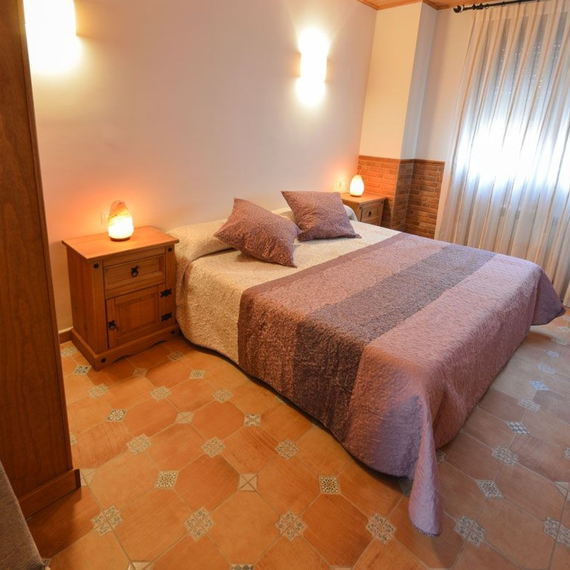 Apartamento Los Molinicos: Alojamiento rural de El Castillo de Celia