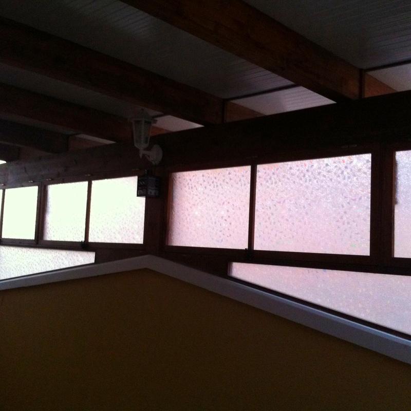 Pergolas y cerramientos para exteriores: Trabajos Realizados de Carpinconesa