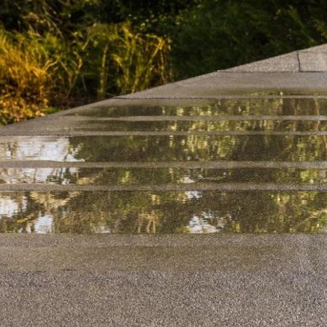Los nocivos efectos del agua sobre las viviendas