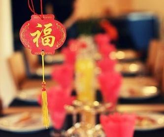 Menú del día: Nuestros platos y servicios de Restaurante Asiático Xing