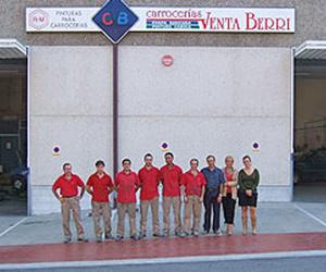Carrocerías en Donostia-San Sebastián | Carrocerías Venta-Berri