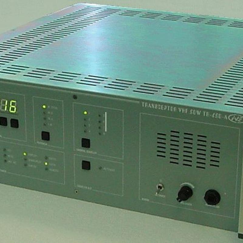 Transceptor VHF 50W: Productos de Invelco