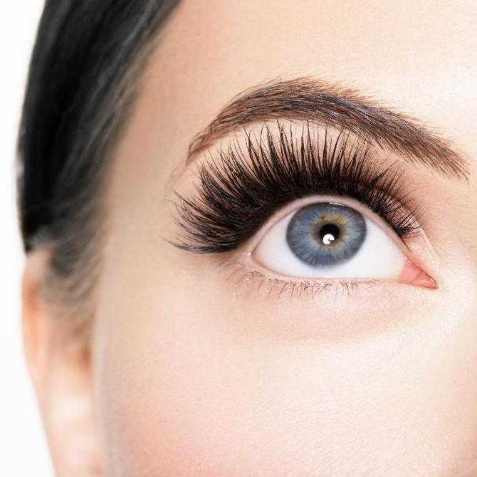 ¿Cuál es la extensión de pestañas que más le conviene a mi ojo?