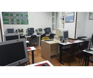 Aula de clases teóricas en en El Puerto de Santa María (Cádiz)