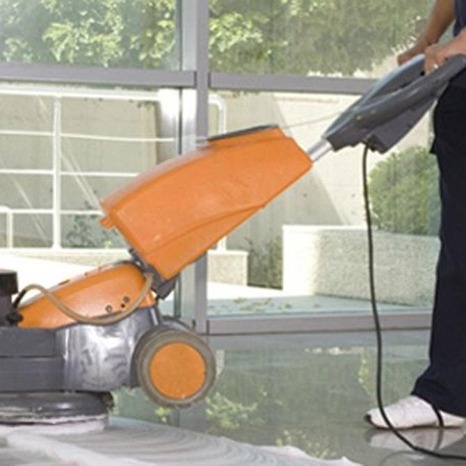 El mantenimiento de los suelos de mármol