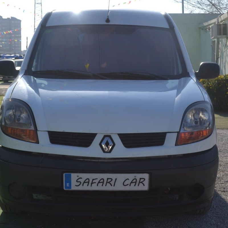 Renault Kangoo 1.9D Confort 65: Nuestros coches de Safari Car