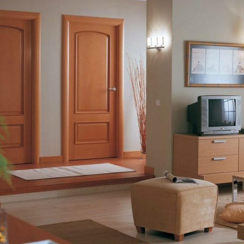 Puertas de interior: Servicios de Construcciones Emili